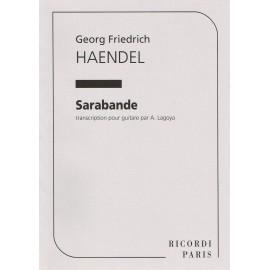 HAENDEL SARABANDE RP1605