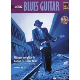 BLUES GUITARE ACOUSTIC MASTERING TABLATURES (PACK PARTITION+CD)