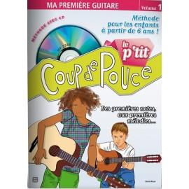 LE PETIT COUP DE POUCE VOL 1 (PACK PARTITION+CD)