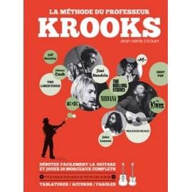 CROUHY LA METHODE DU PROFESSEUR KROOKS (PACK PARTITION+CD)