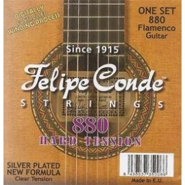 CORDES FELIPE CONDE FLAMENCA HARD TENSION FCF880