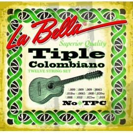 LABELLA TIPLE COLOMBIANO 12 CORDES TPC