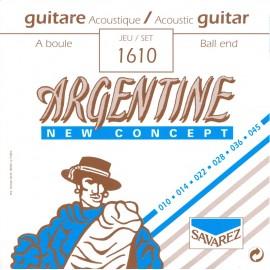 ARGENTINE A BOULE 10/45 JEU 1610