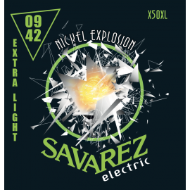 SAVAREZ EXPLOSION X-LIGHT 09/42 JEU X50XL