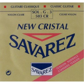SAVAREZ NEW CRISTAL ROUGE CORDE 3 SOL 503CR