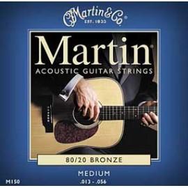 MARTIN BRONZE MEDIUM 13/56 JEU M150F