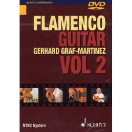 DVD GRAF MARTINEZ FLAMENCO GUITAR VOL.2  SMS118