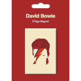 MAGNET MUSIC GIFT POP ART BOWIE MYMAG278