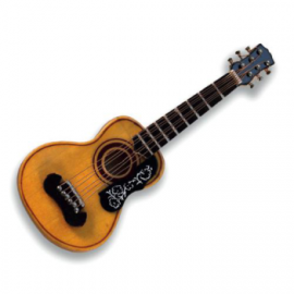 PIN'S GUITARE FLAMENCO VIENNA WORLD