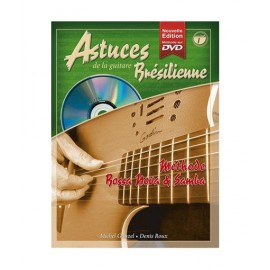 ROUX ASTUCES BRESILIENNE 1 (PACK PARTITION+DVD) MF2286