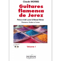 WORMS GUITARES FLAMENCA DE JEREZ VOL.1 + CD  DLT0921