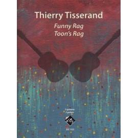 TISSERAND FUNNY RAG TOON'S RAG DZ1322