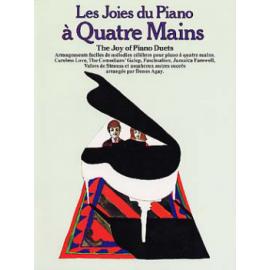 LES JOIES DU PIANO A QUATRE MAINS  EMF100200