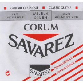 SAVAREZ CORUM ALLIANCE ROUGE POLI CORDE 6 MI 506RH