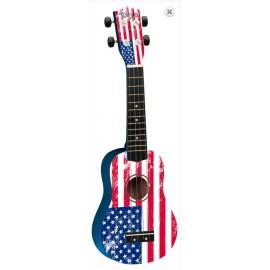 UKULELE TANGLEWOOD FLAG USA SOPRANO