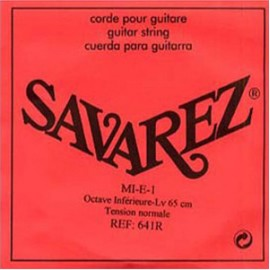 SAVAREZ OCTAVE INFERIEURE 65CM CORDE 1 MI LOW641R