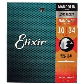 ELIXIR MANDOLINE NANOWEB LIGHT 10/34  11500