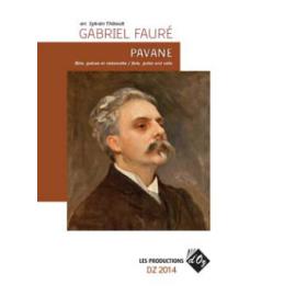 FAURE PAVANE DZ2014