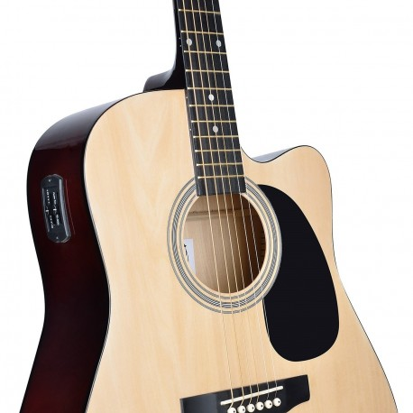 GUITARE YOSEMITE NATUREL DNCE NT I643I