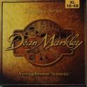 DEAN MARKLEY FOLK BRONZE 10/48 XL2008