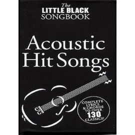 LITTLE BLACK SONGBOOK ACOUSTIC HIT SONGS