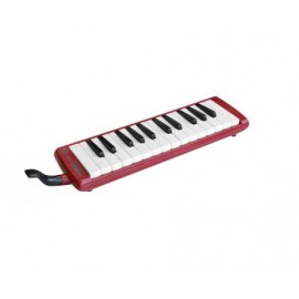 MELODICA HOHNER STUDENT 26 ROUGE C94264