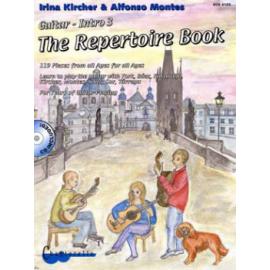 MONTES/KIRCHER  THE REPERTOIRE BOOK  ECH4103