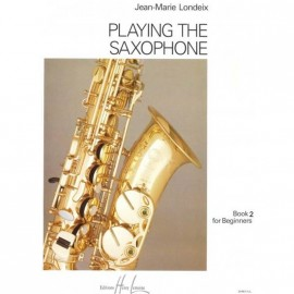 LONDEIX PLAYING THE SAXOPHONE VOL.2  HL24462