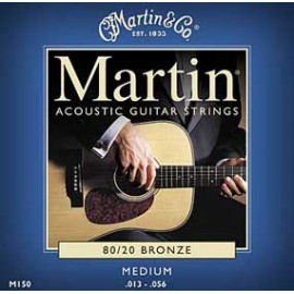 MARTIN BRONZE MEDIUM 13/56 JEU M150F