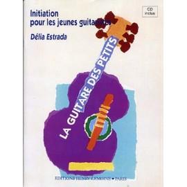 ESTRADA LA GUITARE DES PETITS HL25324 +CD (PACK PARTITION + CD)