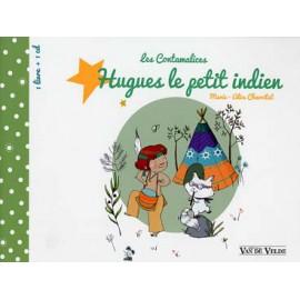 CHARRITAT HUGUES  LE PETIT INDIEN. VV408 (PACK PARTITION+ CD)