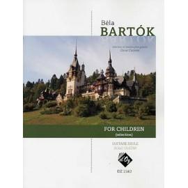 BARTOK FOR CHILDREN  DZ2582
