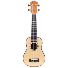 UKULELE ALABAMA SOPRANO NATUREL FZU-07S