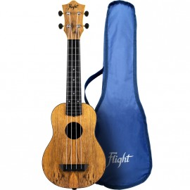 UKULELE FLIGHT SOPRANO TRAVEL MANGO TUS55