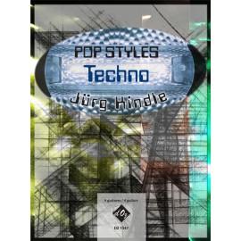 KINDLE POP STYLE - TECHNO  DZ1347