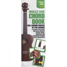 UKULELE CASE CHORD BOOK FULL COLOUR