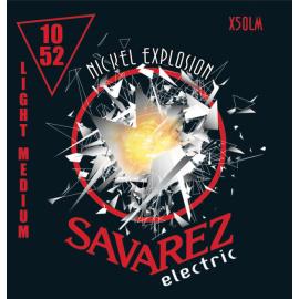 SAVAREZ EXPLOSION LIGHT-MEDIUM 10/22 JEU X50LM
