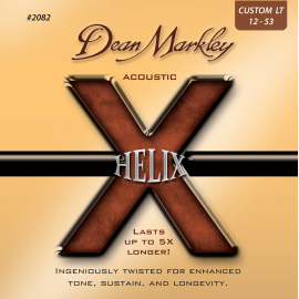DEAN MARKLEY FOLK HELIX LIGHT JEU 12/53 2082