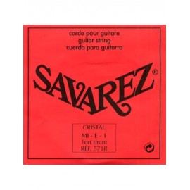 SAVAREZ CRISTAL ROUGE CORDE 1 MI 571R