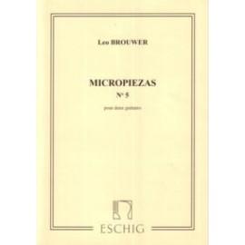 BROUWER MICROPIEZAS N°5 ME8540