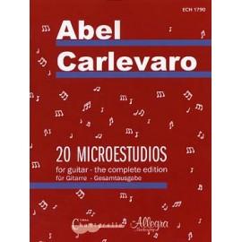CARLEVARO 20 MICROESTUDIOS COMPLETE EDITION ECH1790