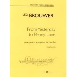 BROUWER FROM YESTERDAY TO PENNY LANE 3E10