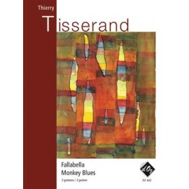 TISSERAND FALLABELLA - MONKEY BLUES DZ602
