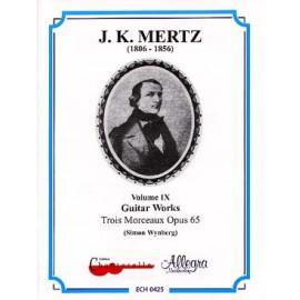 MERTZ GUITAR WORKS 9 ECH425
