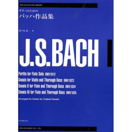 BACH PARTITA BWV1023 ZO8000942