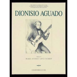 AGUADO GUITAR WORKS  VOL 4  ECH804