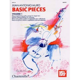 MURO BASIC PIECES 1 ECH9781 +CD
