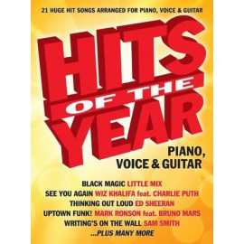 HITS OF THE YEAR 2015 PVG AM1011230