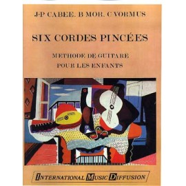 CABEE/MOR/VORMUS : 6 CORDES PINCEES  IMD18