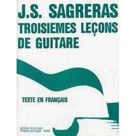 SAGRERAS 3EMES LECONS ET1693